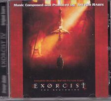 EXORCIST IV - THE BEGINNING Trevor Rabin ORIGINAL SCORE CD
