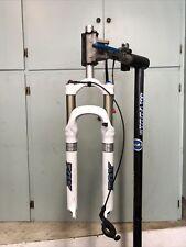 "Fox RL 32 F Series RL Remote,100mm Travel Fork,6.9"" 1-1/8"" Steerer,QR,26"" Wheels"