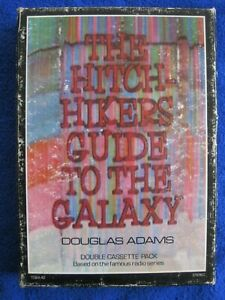 The Hitchhikers Guide To The Galaxy by Douglas Adams: Double Cassette Pack 1980