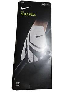 New Nike Dura Feel Golf Glove  Womens Size ML Right Hand
