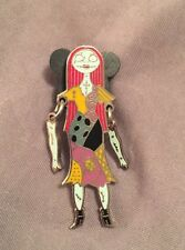 DISNEY NIGHTMARE BEFORE CHRISTMAS - SALLY WITH DANGLING ARMS PIN 2002