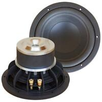 """8"""" Audiofile UnderHung IB Series Dipole Woofer - Made in USA"""