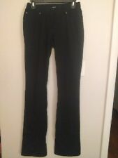 Made in usa, Black Legging, Jeans Style Pant, 35 inch inseam