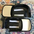 2003-2009 Dodge Ram 2500 3500 Clip Snap-on Towing Side Mirror Extension Pair