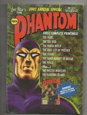 PHANTOM  2002  (No 1312) ANNUAL  WITH REPLICA ISSUE  11 mint sealed