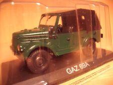 Modellauto  GAZ  69 A in 1:43 IXO / Atalia