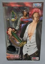 One Piece Variable Action Heroes Red-Haired Shanks Megahouse Japan NEW