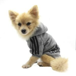 SMALL dog coat jacket clothes sweater soft warm fleece for SMALL BREEDS ONLY