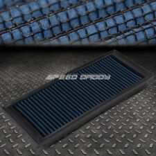 FOR 09-17 VW A5 PQ35 2.0T BLUE REUSABLE&WASHABLE HIGH FLOW DROP IN AIR FILTER