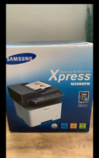New and Unopened!  Samsung M2880FW Wireless All-In-One Laser Printer with Scanne