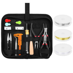 Jewelry Making Starter Kit Wire Pliers Set For Jewelry Repair DIY Beading Tools