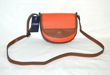 New Chaps Women's Mariam Crossbody Bag Faux Leather $49