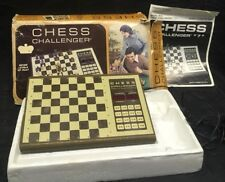 Vintage BCC Chess Challenger 7 Electronic Board Game System USA