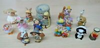 Hallmark ,Miniature Figurines..MINI MIXED LOT 15