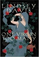One Virgin Too Many Hardcover Lindsey Davis