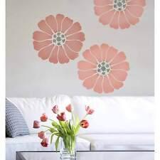 Lovely Bloom Wall Art Stencil - MEDIUM - Floral Stencils for DIY Home Decor