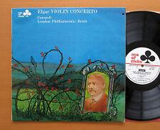 ACL 312 Elgar Violin Concerto Campoli Boult Decca Mono EXCELLENT