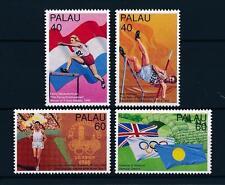 [56650] Palau 1996 Olympic games Athletics Champions MNH
