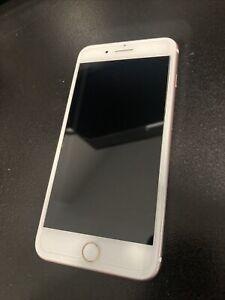 Apple iPhone 7 Plus 32GB? Rose Gold Unlocked A1661 CDMA GSM Water Damaged Nice
