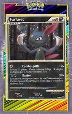 🌈Farfuret - HS04:Indomptable - 68/90 - Carte Pokemon Neuve Française