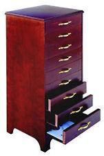 Sheet Music Cabinet 9 Drawer Medium Mahogany Storage Piano Organ Instrument