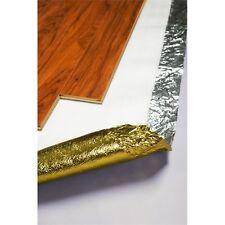 3mm Silver Foil Underlay Laminate Floating Timber Floor 2 in 1 Moisture Barrier