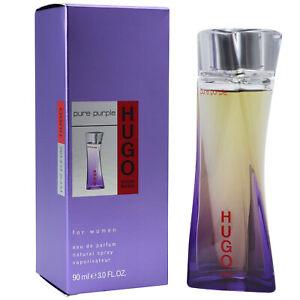 Hugo Boss Pure Purple for Women 90 ml EDP Eau de Parfum Spray