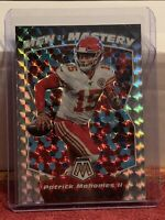 2020 Mosaic Patrick Mahomes Men Of Mastery Mosaic, Base, Mvp, Montage Lot