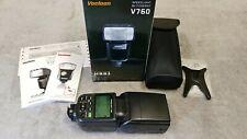 TESTED, Voeloon V760 Wireless TTL Speedlight for Canon .GN60