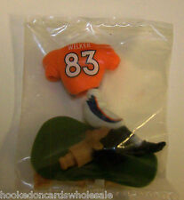 """2014 Wes Welker Mcfarlane NFL Small Pros Series 3 Action Figure 2.5"""""""