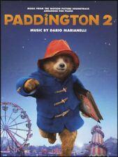 Paddington 2 for Piano Sheet Music Book Motion Picture Intermediate Level