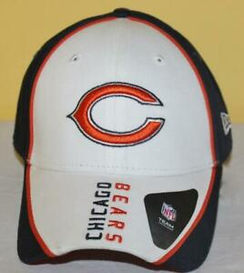 NWT New Era 9Forty Chicago Bears Cap Hat Strapback Opus Strikes STAINED *4Z