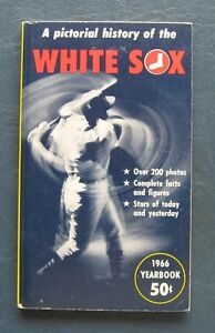 Chicago White Sox--1966 Yearbook