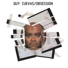 "GUY CUEVAS "" OBSESSION "" NEW SEALED EURO 12 DISCO SOUL FUNK HOUSE"
