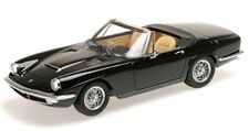 Minichamps 107123430 Maserati Mistral Spyder 1964 Black Modellino