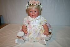 Lee Middleton Doll FLOWER GIRL Reva Schick Arm Tags #684 of 1000