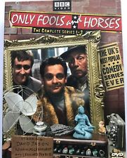 only fools and horses Series 1-3 American Import box set Region 1 DVD Rare Uncut