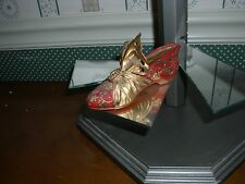 1999 -Just The Right Shoe -Historical Collection-Alladin' Delight-Good Condition