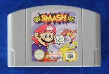 Super Smash Bros., Nintendo 64, Mario Spiel