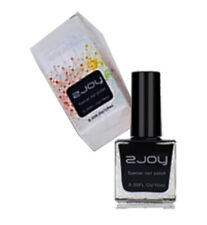 2-JOY Nail Art Stamping Polish  BLACK   #412222B