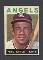 1964 Topps #110 Albie Pearson EX/EX+ C000011385