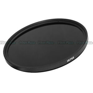 67mm 67 mm Infrared Infra-red IR Pass X-Ray Lens Filter 760nm 760 Optical Glass