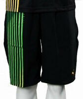 Puma Men's Jam Long shorts- Small-Black. MSRP. $45.00 Side pockets. Clearance.