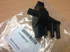 SAAB 9-3 9-5 T7 APC solenoide Boost valvola di controllo, nuovi, autentici, 55557331