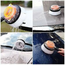 Automatical Microfiber Car Vehicle Care Washing Brush Sponge Cleaning Tool