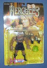 1995 Toy Biz Hercules The Legendary Journeys Minotaur Action Figure MINT ON CARD