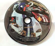 Gran Turismo 2 (PS1) Loose Copy. No Case or Manual. Good Condition. Tested