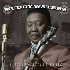 Waters Muddy - King Of Chicago Blues NUEVO CD