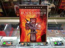 DVD -  Black Sabbath: The Black Sabbath Story - Volume 2 - OOP