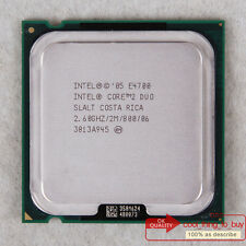 Intel Core 2 Duo E4700 CPU (BX80557E4700) LGA 775 SLALT 2.6/2MB/800 Free ship
